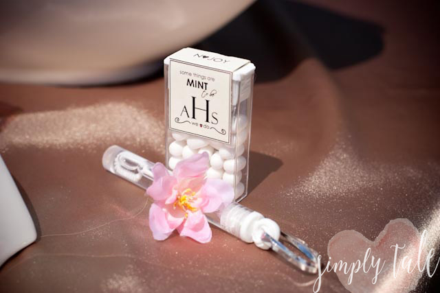 party favor, wedding party favor, tic tac, bubbles