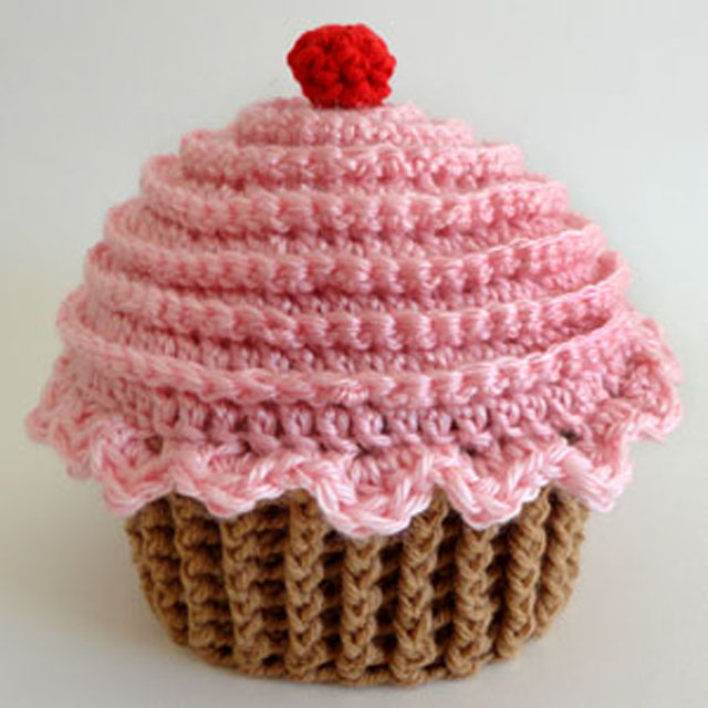 Cupcakelicious The Crochet Of Cupcakery Simply Tale