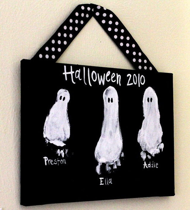 Halloween keepsake