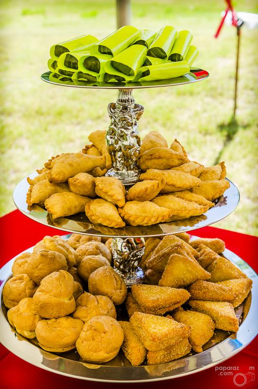 indonesian snack, lemper, pastel goreng, roti goreng