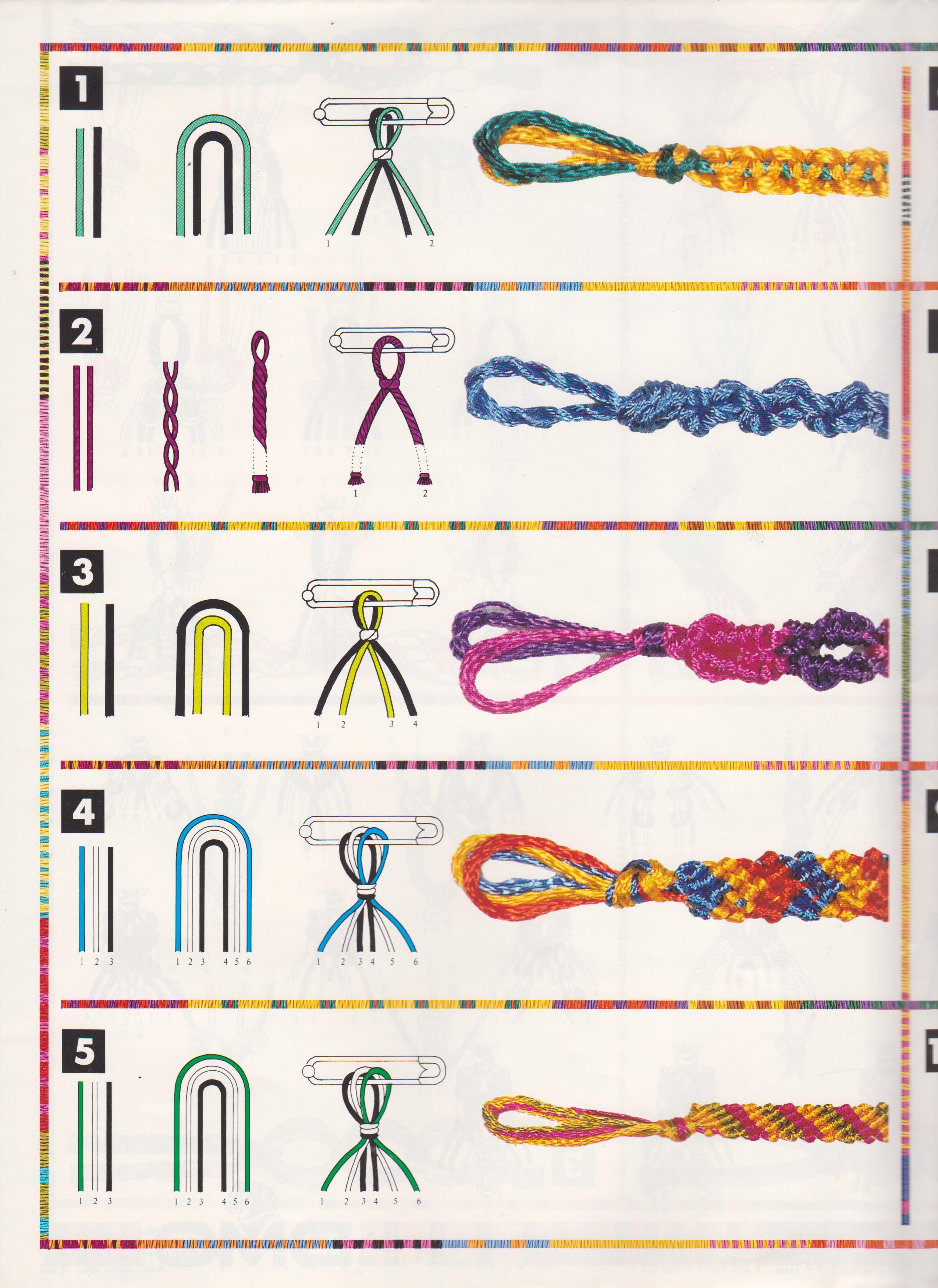 Diy Friendship Bracelets Simply Tale