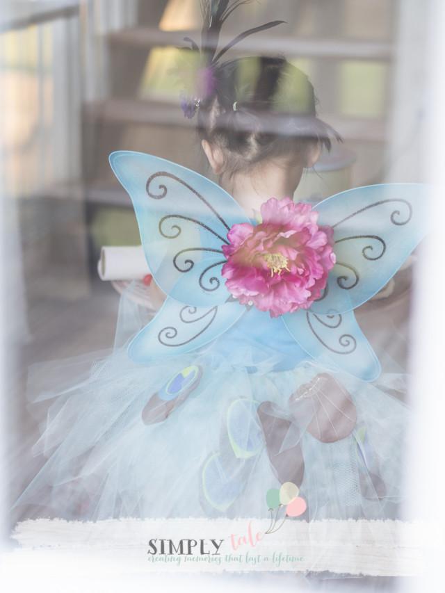 fairytale, butterfly, halloween