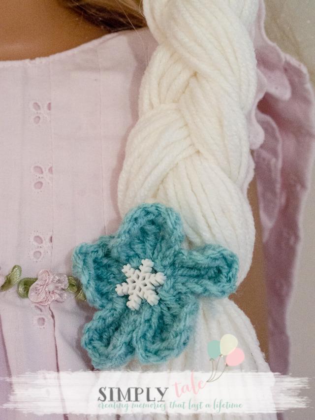 crochet hat, crochet hat pattern, crochet pattern, free crochet pattern, frozen, tiara, elsa, prncess, disney princess, diy costume