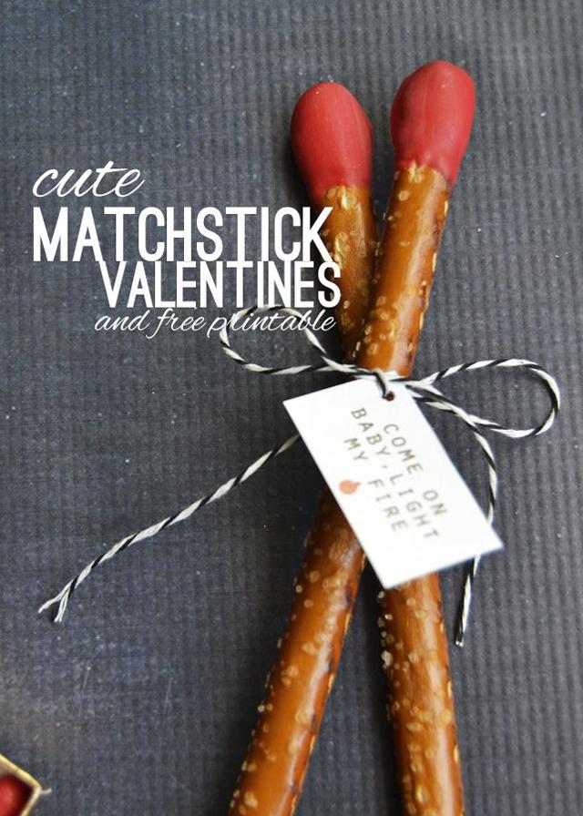 valentine, valentines gift, gift exchange, chocolate, valentine gift for boys, pretzel