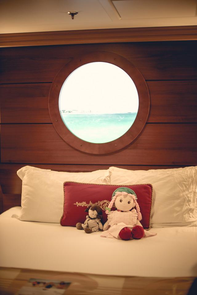 disney cruise line, disney dream, porthole, stateroom