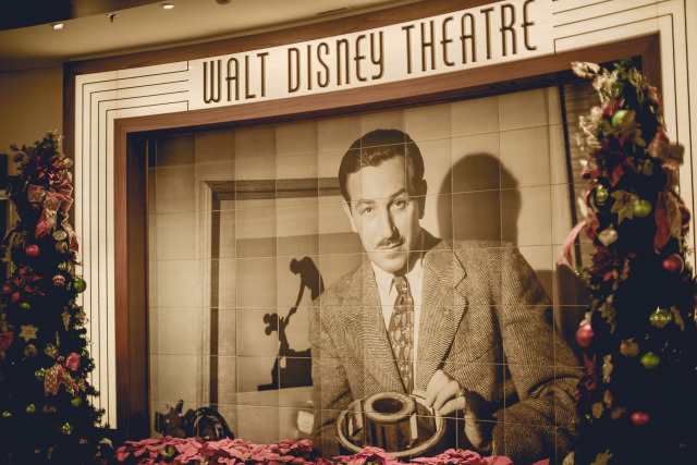 walt disney, walt disney theatre, disney show, disney cruise