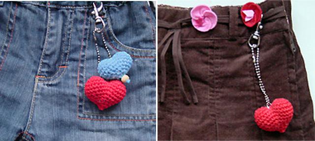 crochet, heart, 3d heart crochet, heart bouquet, mothers day gift, gift, keychain