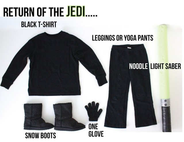 star wars, jedi, halloween costume