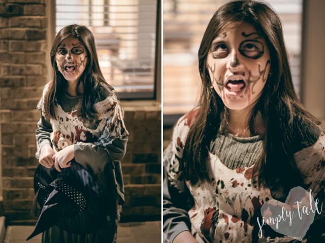 zombie, scary zombie