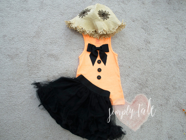 orange outfit, october, pumpkin patch, what to wear, kids fashion