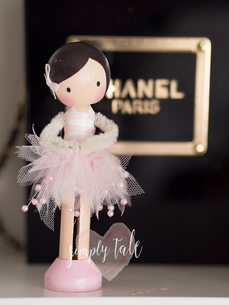 Diy Clothespin Dolls Simply Tale