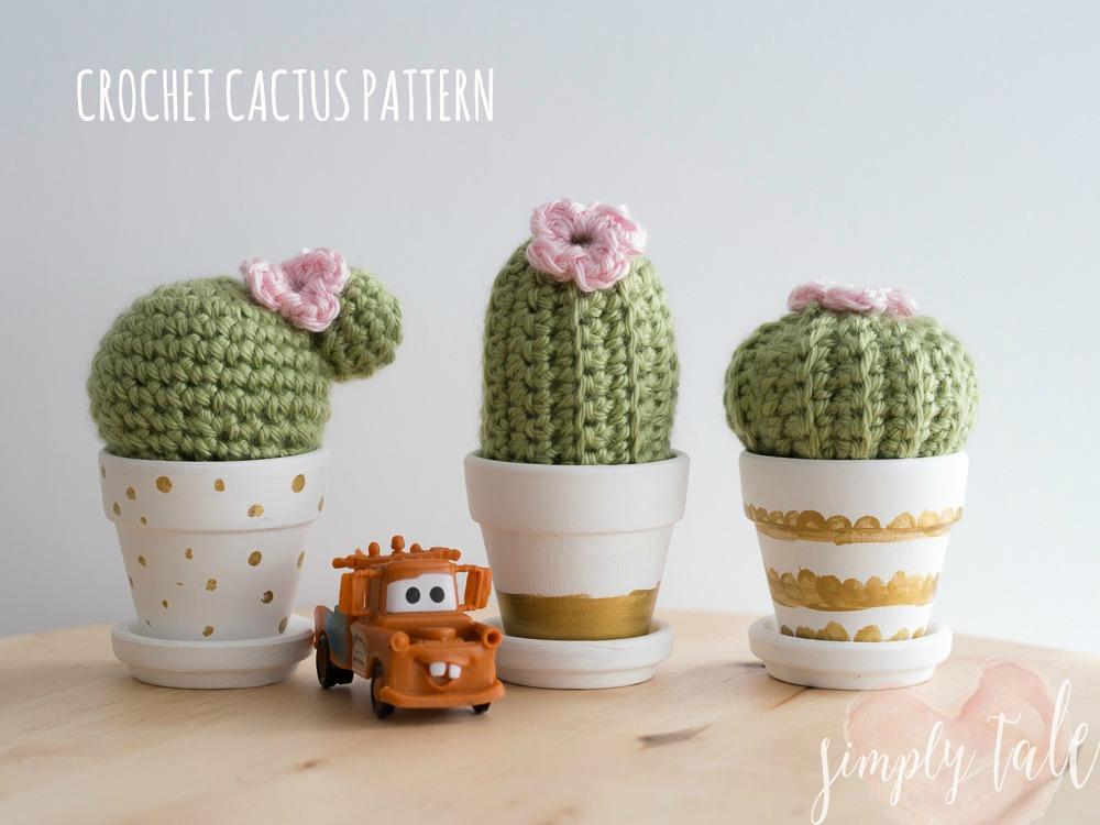 Cactus Amigurumi Venta : {Crochet} 3 Musketeer Cacti pattern Simply Tale