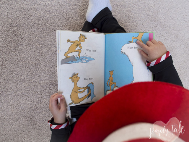 dr seuss, cat in the hat, children book