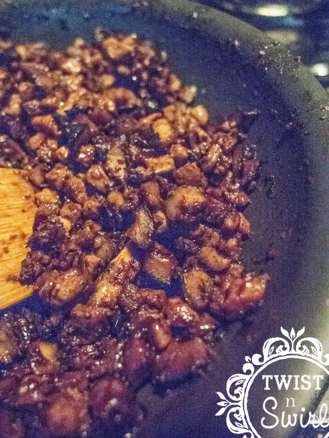 Chinese rice dumpling, chinese snack, chinese food, taiwanese, bacang, bakcang, bakcang babi, bakcang ketan, zong zi
