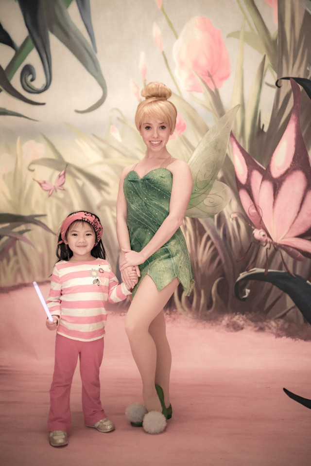 Tinker Bell, disney characters, peter pan