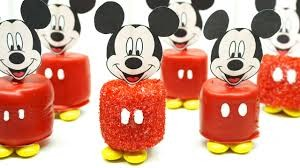 mickey marshmallows