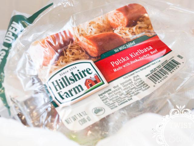sausage, polks kielbasa, no msg, comfort food