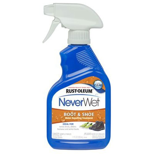 Rust-Oleum NeverWet, waterproof spray, fabric spray
