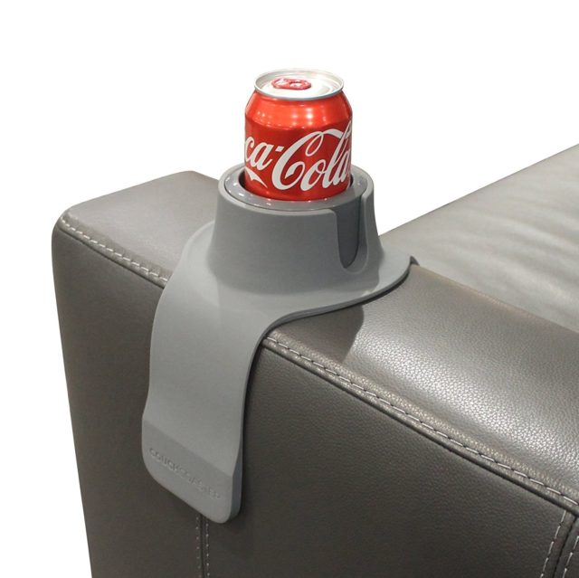 couch coaster, gadgets, christmas gift, gift idea, sofa drink holder