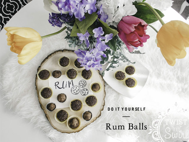 alcoholic dessert, dessert, chocolate, rum balls, dutch dessert, easy to make dessert, christmas, truffles