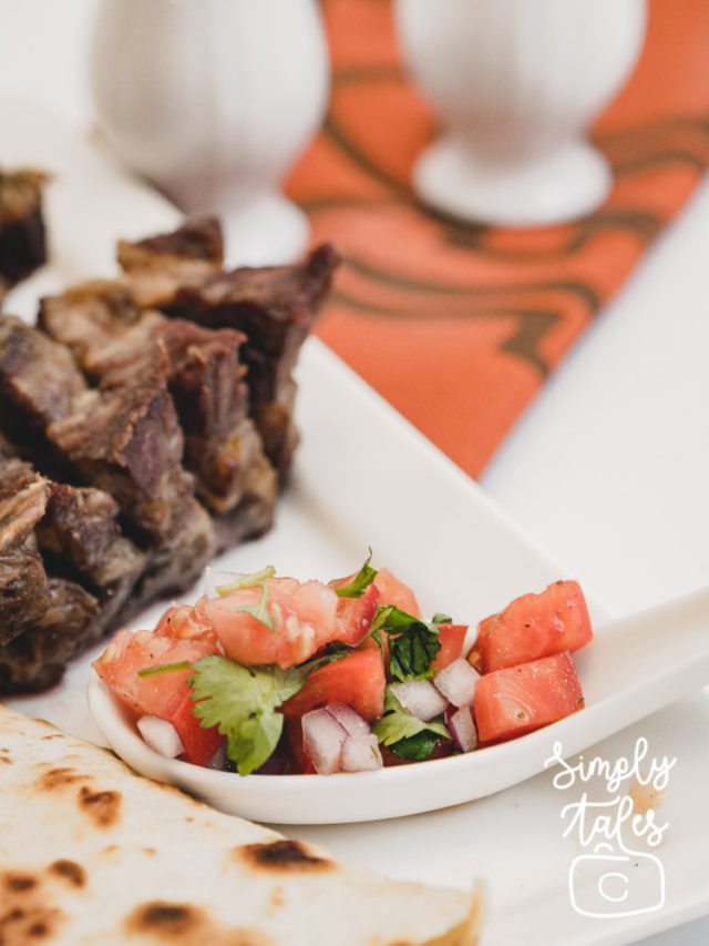 mexican food, short ribs, air fryer, cooking, simple dinner