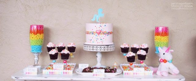 unicorn, birthday party, unicorn cake, diy unicorn party, semi homemade