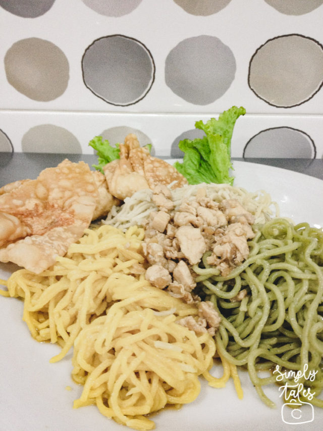 egg noodle, spaghetti, homemade, how to make noodle, noodle recipe, homemade noodles, mie bayam, spinach noodle
