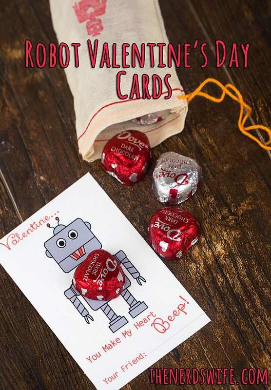 robot, valentines, valentines card, first grade card, kids project
