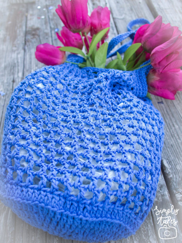 market tote, mother's day gift, crochet bag, market bag, crochet tote, diy