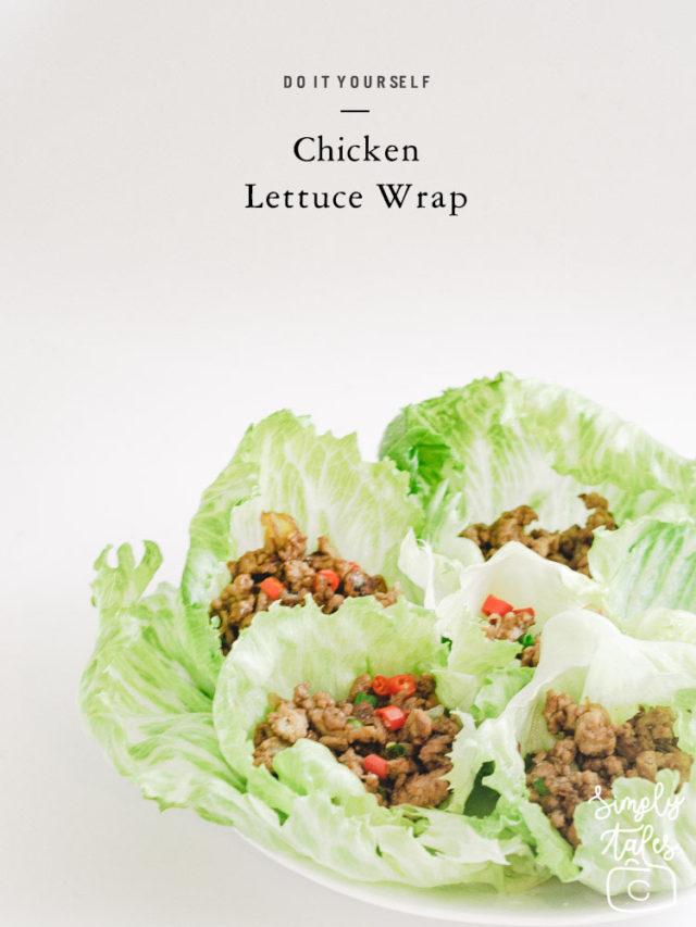 vegan, healthy, lettuce wrap, chicken lettuce wrap, cooking, dinner