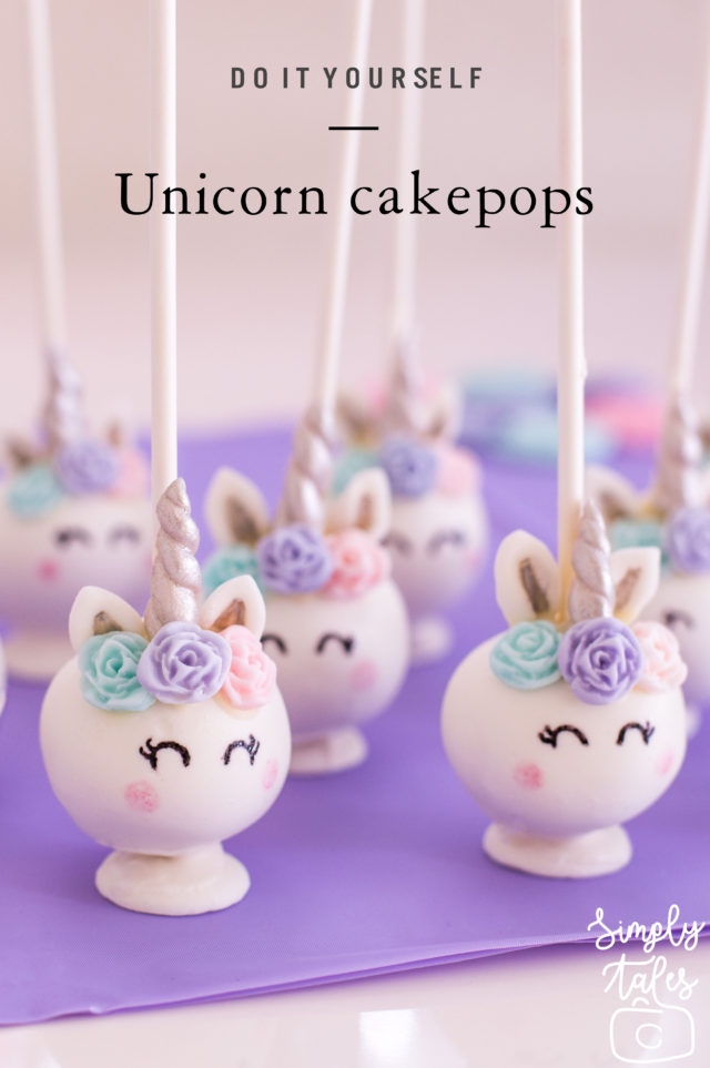 Unicorn Birthday Pink Purple And Teal Cake