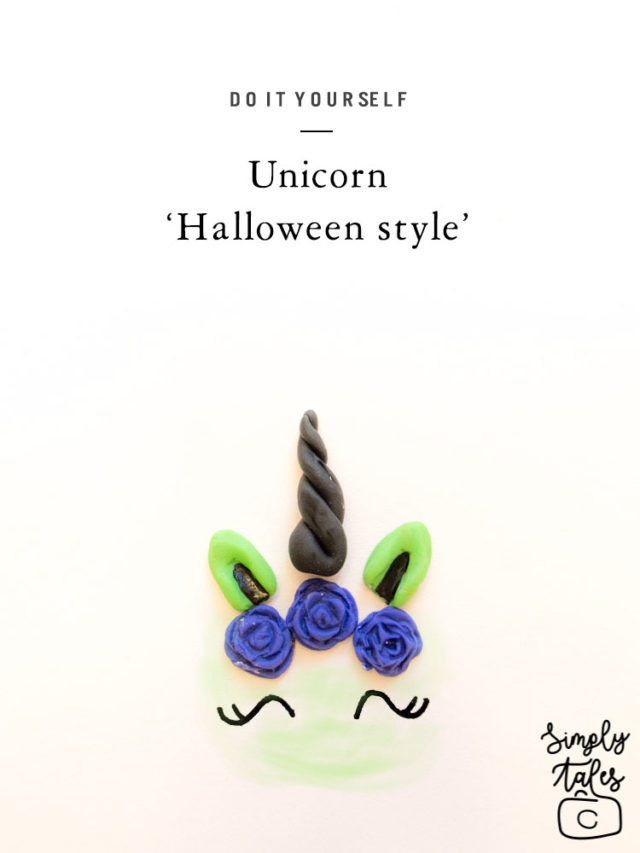 unicorn witch, unicorn, halloween, fondant cupcake topper, cakepop, haloween cupcakes