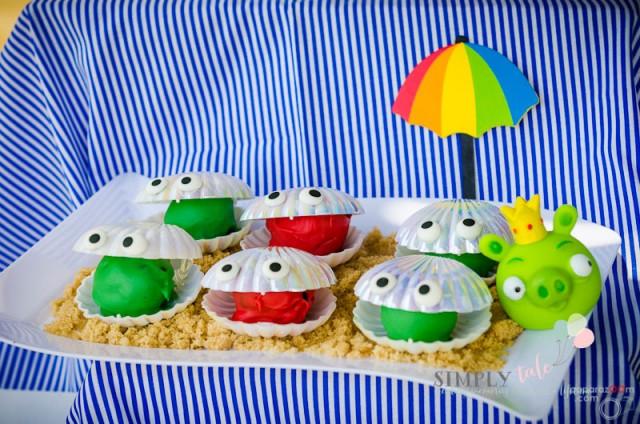 Cakepop, cakeball