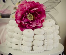 chanel birthday, paris birthday, paris dessert table