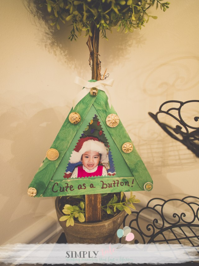 diy christmas ornament, toddler diy christmas ornaments