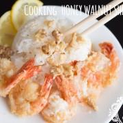 chinese food, walnut shrimp, honey walnut shrimp, home cooking