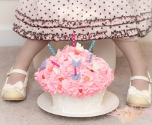 giant cupcake, home cake, giant cupcake cake, minnie mouse cake, teacup cake, dinosaur cake, monster cake, ice cream cake, cupcake tutorial