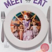 meet Sofia, disney world, dine with disney characters, disney characters