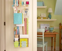 over the door, storage, open storage, kitchen, clutter, organizing