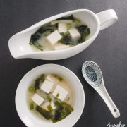japanese, miso soup, asian soup, tofu soup, classic miso soup