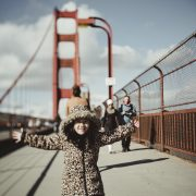 san francisco, california, fisherman wharf, winter trip, golden gate bridge