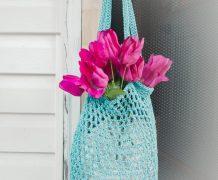 market tote, mother's day gift, crochet bag, market bag, crochet tote, diy