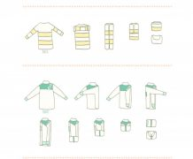 cheat sheet, konmari, clutter free, laundry